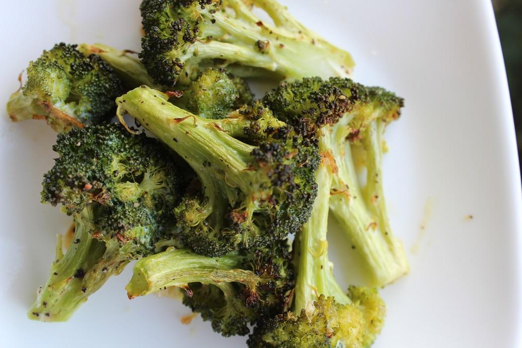 Roasted Broccoli resized