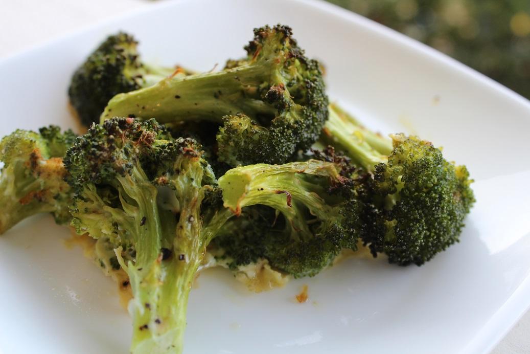 Roasted broccoli 2 resized