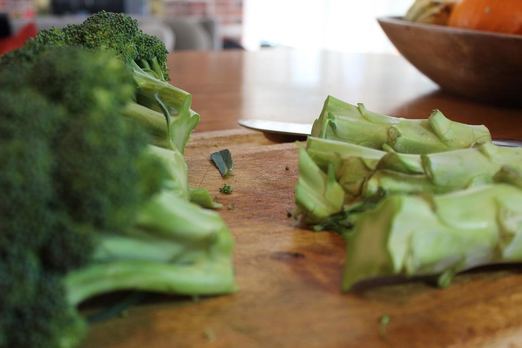 chopping broccoli resized