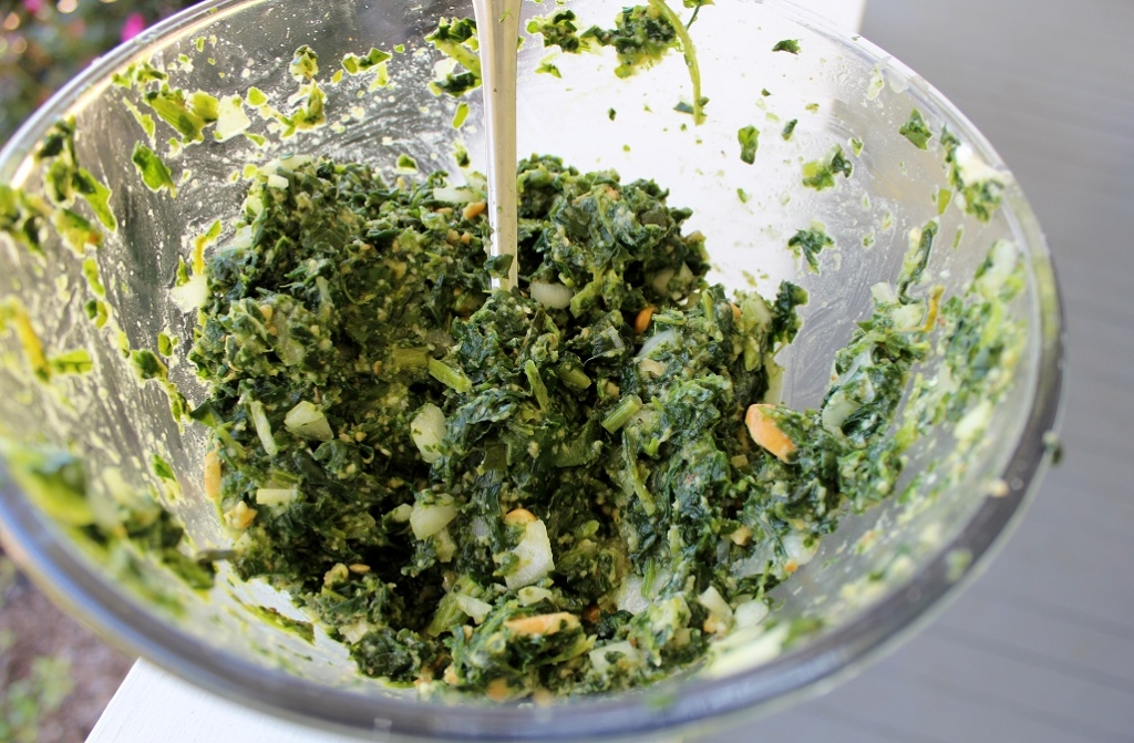 spinach mixture resized